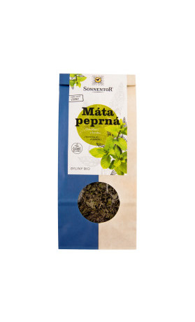 Čaj Máta peprná sypaný BIO SONNENTOR