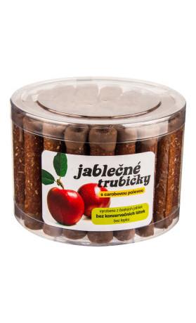 Trubičky jablečné s karobem dóza 540g   B. PRODUKT
