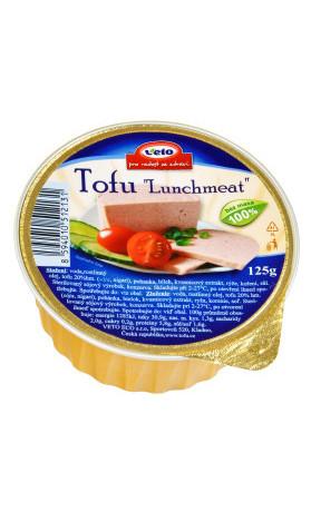 Tofu Lunchmeat 125g   VETOECO