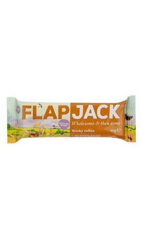 Flapjack ovesný datle se sníženým obsahem cukru bezlepkový 40 g   WHOLEBAKE
