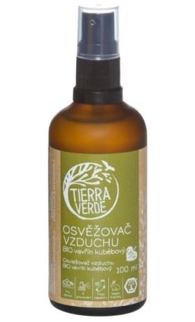 Tierra Verde Osvěžovač vzduchu – BIO vavřín kubébový