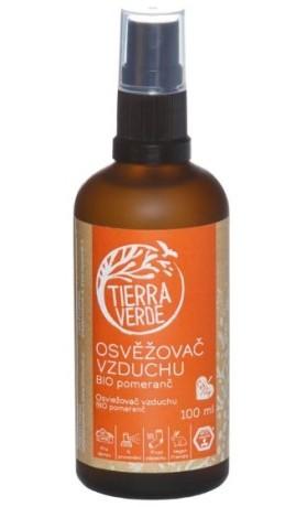 Tierra Verde Osvěžovač vzduchu – BIO pomeranč
