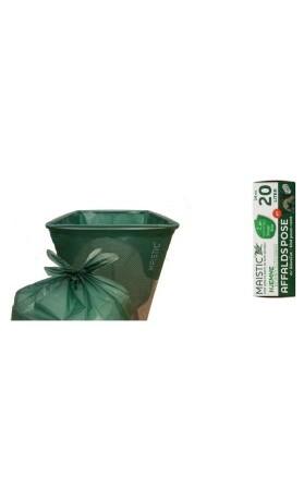 MAISTIC Kompostovatelné pytle do koše 2. generace / 20 litrů