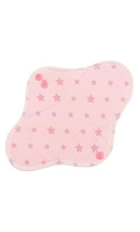 Anavy Denní vložka s PUL - Hvězdičky (růžová) 23 cm