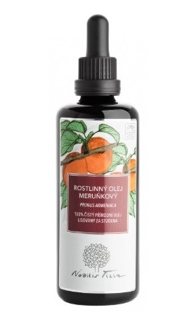 Nobilis Tilia Meruňkový olej