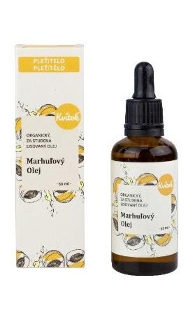 Kvitok Meruňkový olej BIO