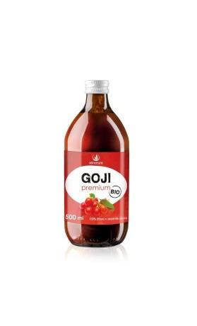 Allnature Goji - Kustovnice čínská Premium BIO