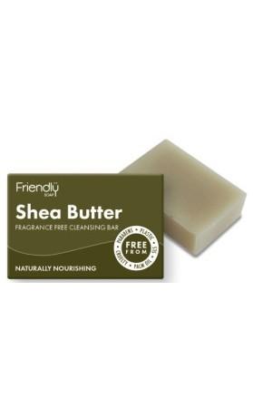 Friendly Soap přírodní mýdlo na pleť s bambuckým máslem