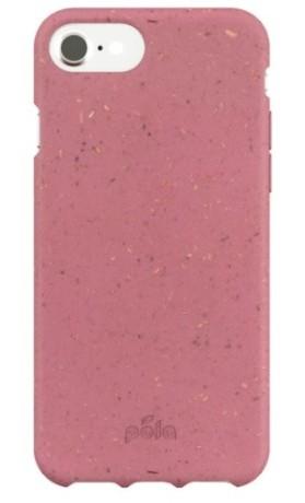 Pela Case Kompostovatelný obal na iPhone 6/6s/7/8/SE - Cassis Slim