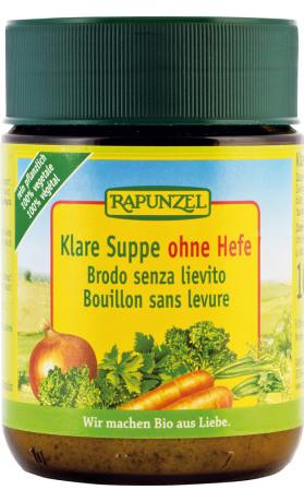 RAPUNZEL Bio zeleninový vývar bez droždí