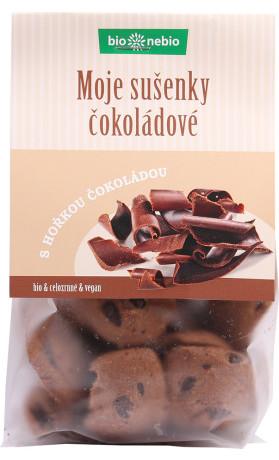 bio*nebio  Bio MOJE SUŠENKY čokoládové