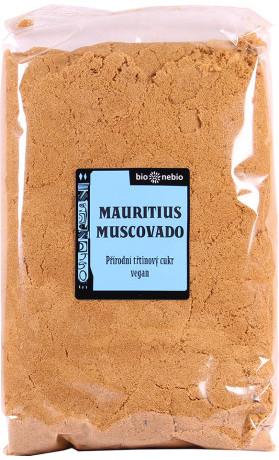 bio*nebio  Přírodní třtinový cukr MUSCOVADO