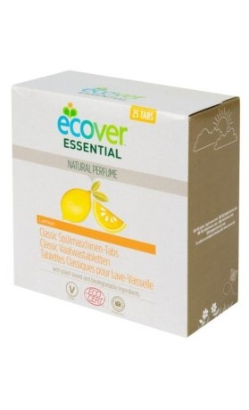 ECOVER Essential tablety do myčky Classic Citron