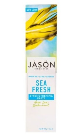 JASON  Zubní pasta Sea Fresh