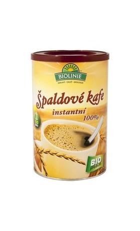 BIOLINE  Kafe špaldové 100% instantní BIO