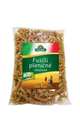 BIOLINE  Fusilli pšeničné celozrnné BIO