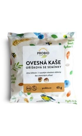 PROBIO Kaše ovesná oříšková se semínky BIO EXP 08/2021