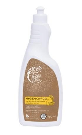 Tierra Verde Hygienický gel na ruce citron