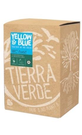 Tierra Verde WC čistič rozmarýn a citron (bag-in-box 5 l)