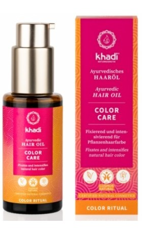 Khadi vlasový olej COLOR CARE