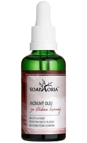 Soaphoria Ricinový olej