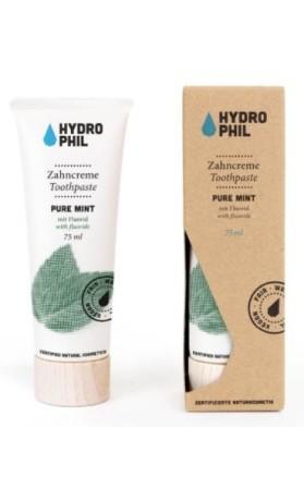 Hydrophil Mátová zubní pasta s fluorem