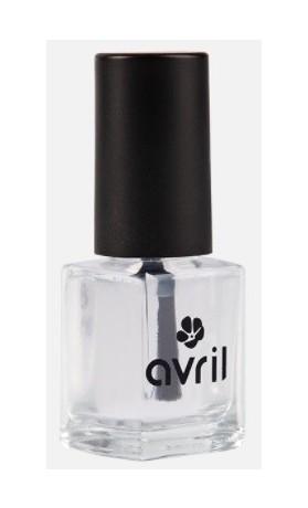 Avril Organic Lak na nehty 2 v 1 base + top coat