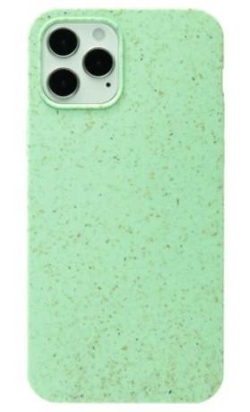 Pela Case Kompostovatelné pouzdro na iPhone 12/iPhone 12 Pro - Neo Mint Slim