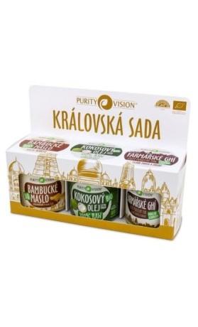 PURITY VISION Královská sada