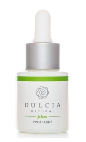Dulcia PLUS - první pomoc AKNÉ