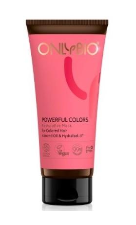 OnlyBio Maska na barvené vlasy Powerful Colors