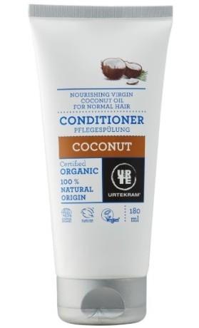 Urtekram Vyživující kondicionér s kokosovým olejem BIO
