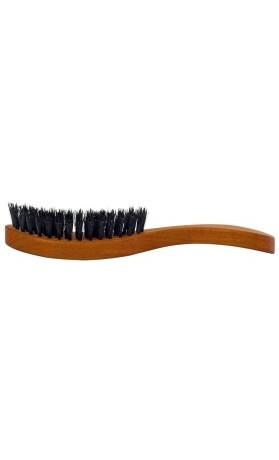 Redecker Kartáč s kančími štětinami na dlouhé vlasy, 7 řadů, 21,5 cm