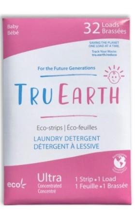 Tru Earth Bezodpadový Prací Prášek - Baby