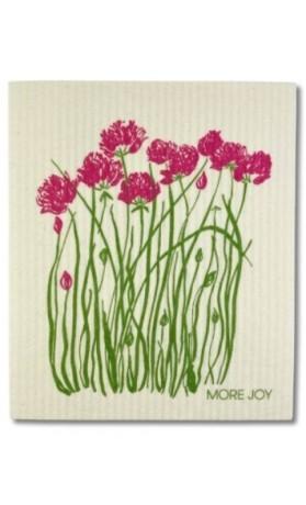 More Joy Pratelná univerzální utěrka - Pažitka