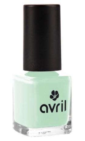 Avril Organic Lak na nehty Vert d'Eau n°573
