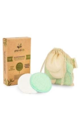 Pandoo Bambusové pratelné odličovací tamponky