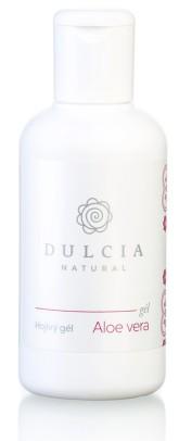 Dulcia natural Hojivý gel s aloe vera