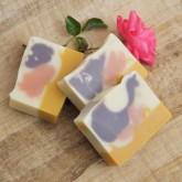 Ponio Růžová alej s rakytníkem, přírodní mýdlo