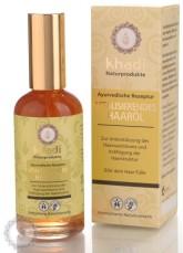 Khadi VITALITA, vlasový olej stimulující růst vlasů