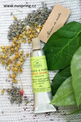 Havlíkova přírodní apotéka Pečující a čistící ranní maska (3-minutová)