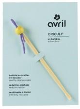Avril Organic ORICULI© ekologická tyčinka na čištění uší