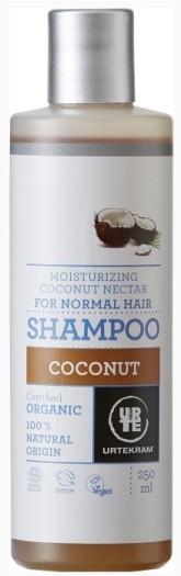 Urtekram Hydratační šampon s kokosovým nektarem BIO