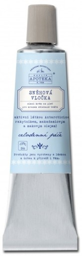 Havlíkova přírodní apotéka Sněhová vločka, zimní krém na tvář