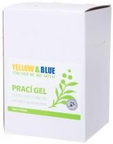 Yellow&Blue Prací gel z mýdlových ořechů na funkční sportovní textil s koloidním stříbrem, bag-in-box