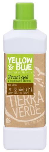 Yellow&Blue Prací gel na vlnu a funkční textil z merino vlny