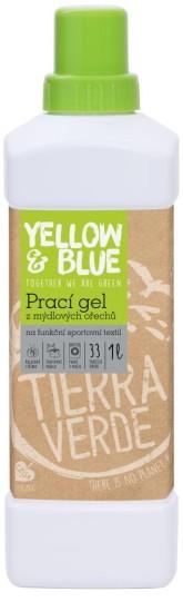 Yellow&Blue Prací gel na funkční textil s koloidním stříbrem