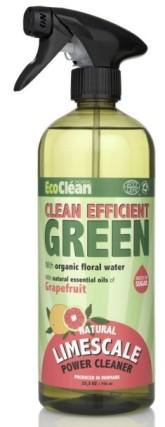 Eco Clean Intenzivní čisticí prostředek a odstraňovač vodního kamene s vůní Grapefruit
