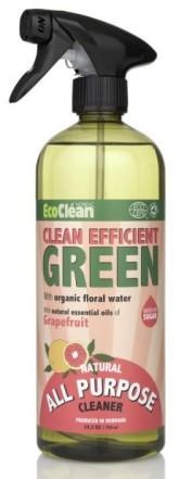 Eco Clean Univerzální čisticí prostředek s vůní Grapefruit (s rozprašovačem)
