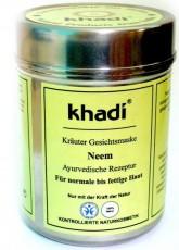 Khadi pleťová bylinná maska NEEM na normální a mastnou pleť